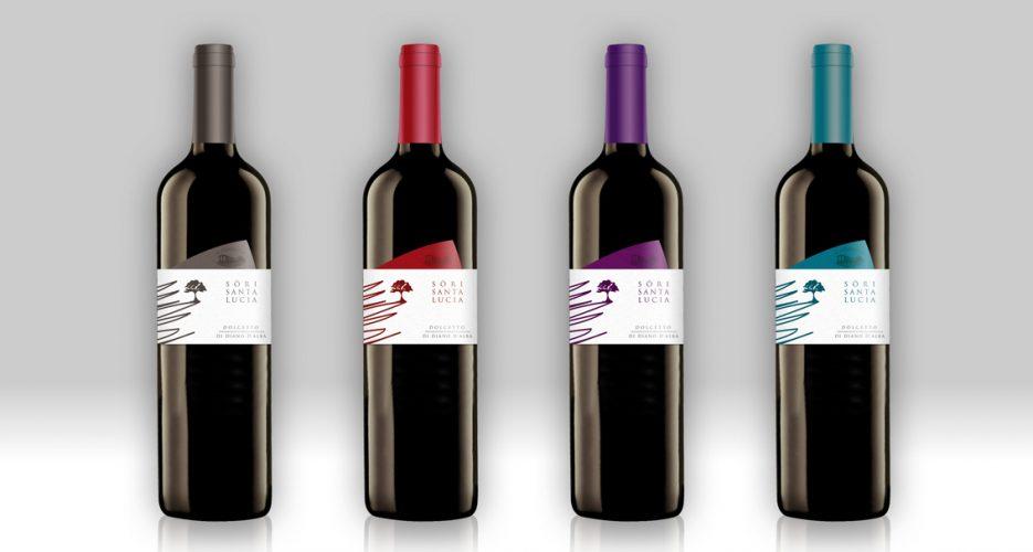 Etichette vino Il Palazzotto
