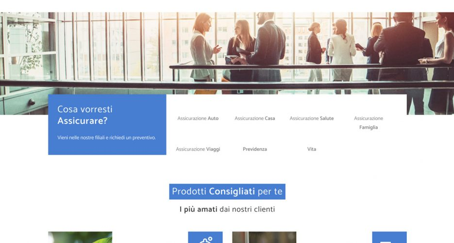 Web ASSICURAZIONE CARMAGNOLA