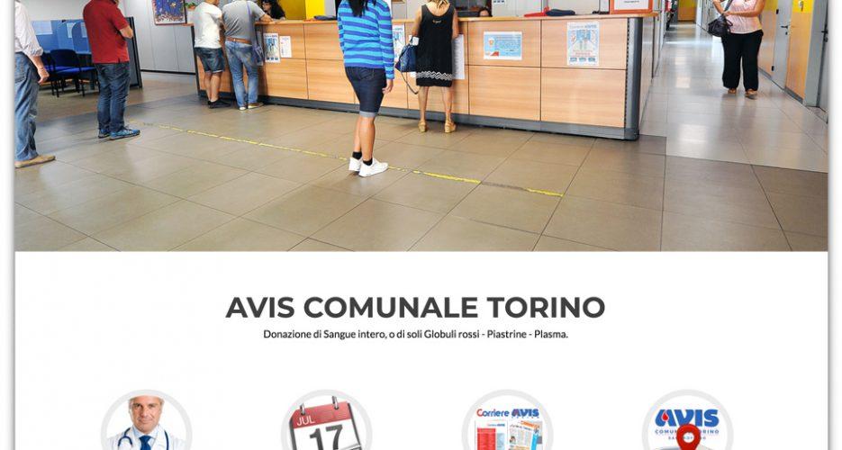 Web AVIS COMUNALE TORINO
